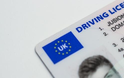 イギリスの免許